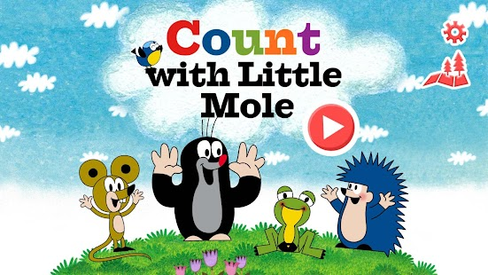 Count with Little Mole Lite - náhled