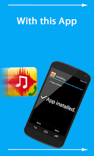Ringtone Replace Ringback Free- screenshot thumbnail