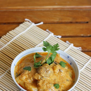 Mushroom Gravy Recipe – Potato Mushroom Curry