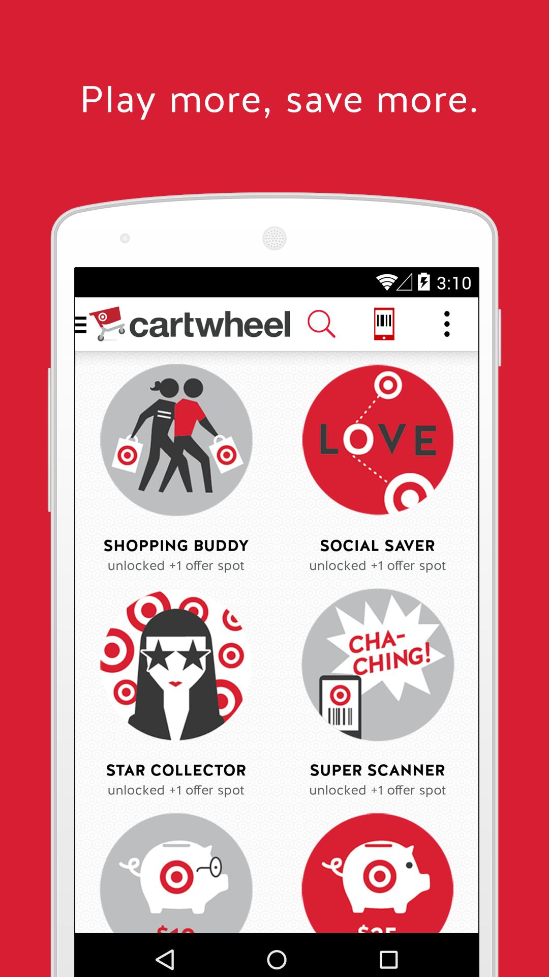 Cartwheel by Target screenshot #13