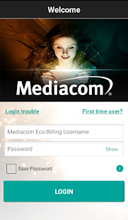 MediacomConnect- screenshot thumbnail