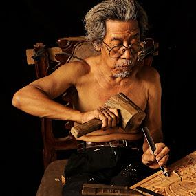 carpenter.... by Lie Oktevianus - News & Events Business