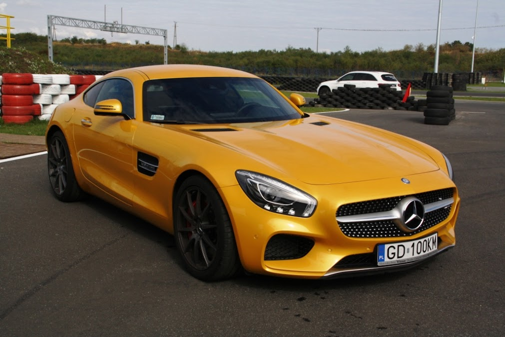 Mercedes Suv Jazdy Przedpremierowe Gazeta Ogłoszenia