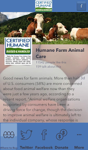 certifiedhumane- screenshot thumbnail