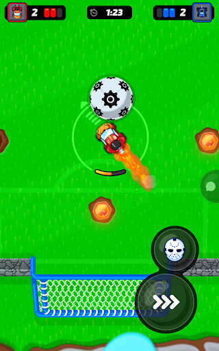 Code Triche Motorball APK MOD screenshots 6