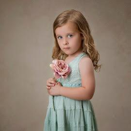 Serene by Jude Stewart - Babies & Children Child Portraits ( child, judithstewart, uckfield, portrait,  )