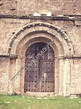 Photo: Pórtico de entrada después de la reforma del s. XVI.