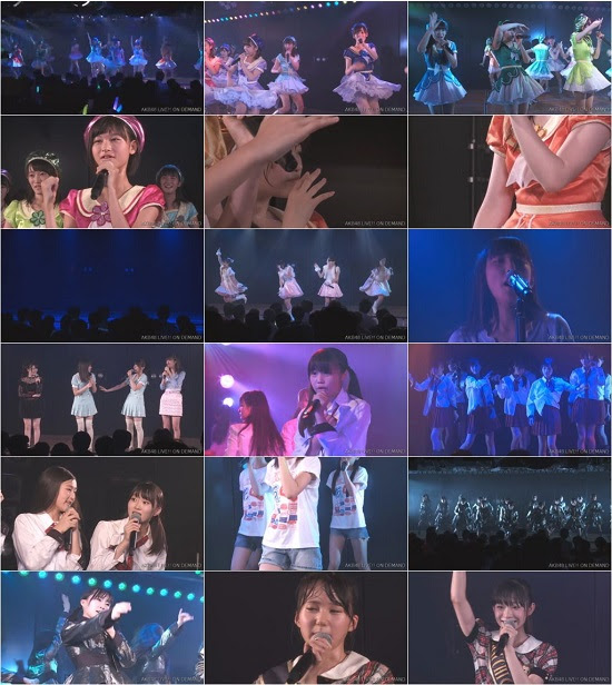 (LIVE)(720p) AKB48 16期研究生公演 LIVE Ver. 170704