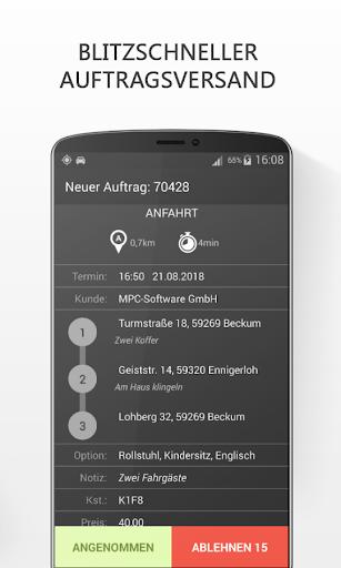 taris-driver screenshot 2