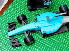 OpenRC Formula 1 Car