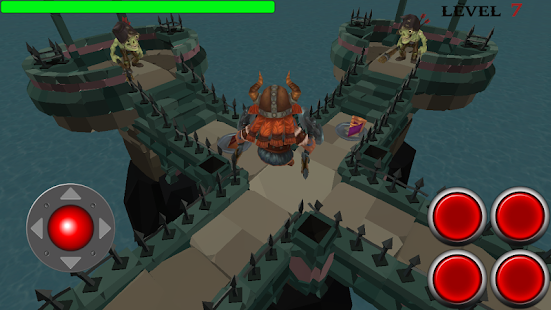Viking adventure : epic battles- screenshot thumbnail