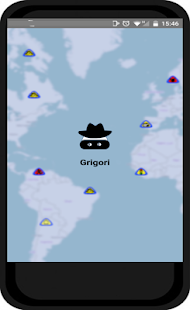 Grigori Neighborhood Watch App- screenshot thumbnail