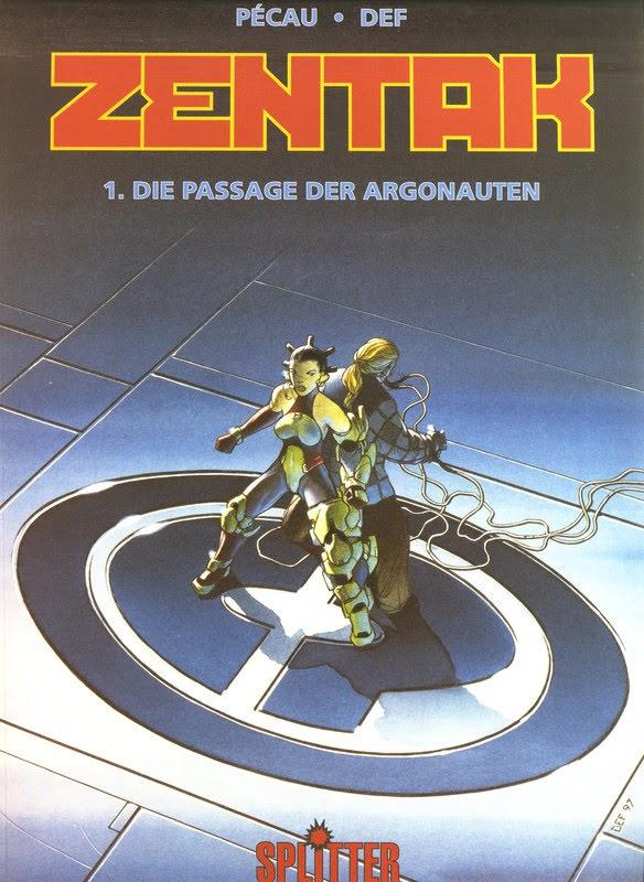 Zentak: Die Passage der Argonauten (1998)