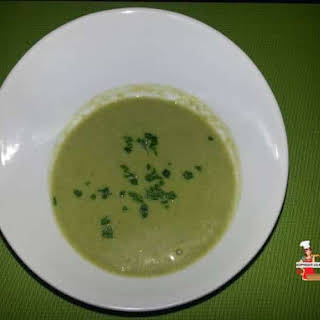 Leek Potato Soup.