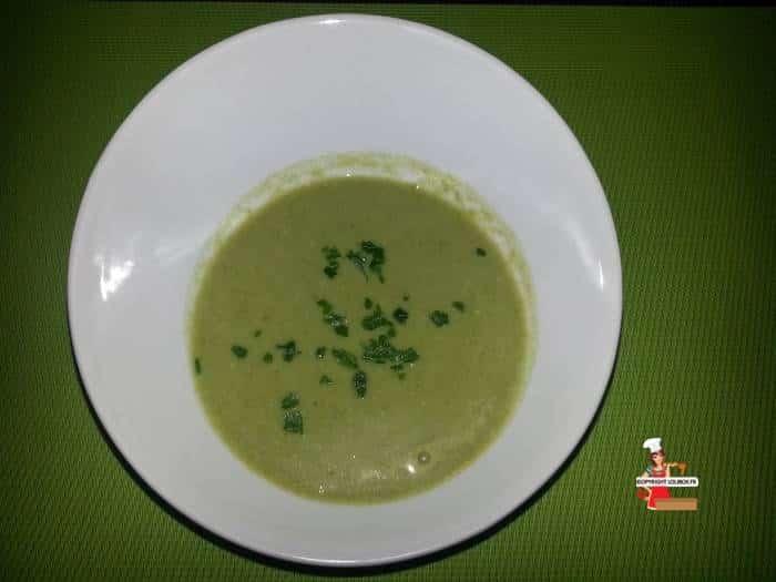 Leek Potato Soup Recipe