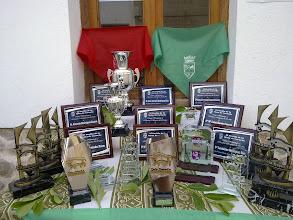 Photo: Boletín 119 - Exposición de trofeos