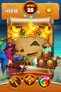 Jewel Crush Pirate