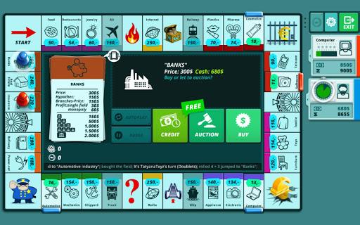 Kapitaler - Board Dice Business painmod.com screenshots 10