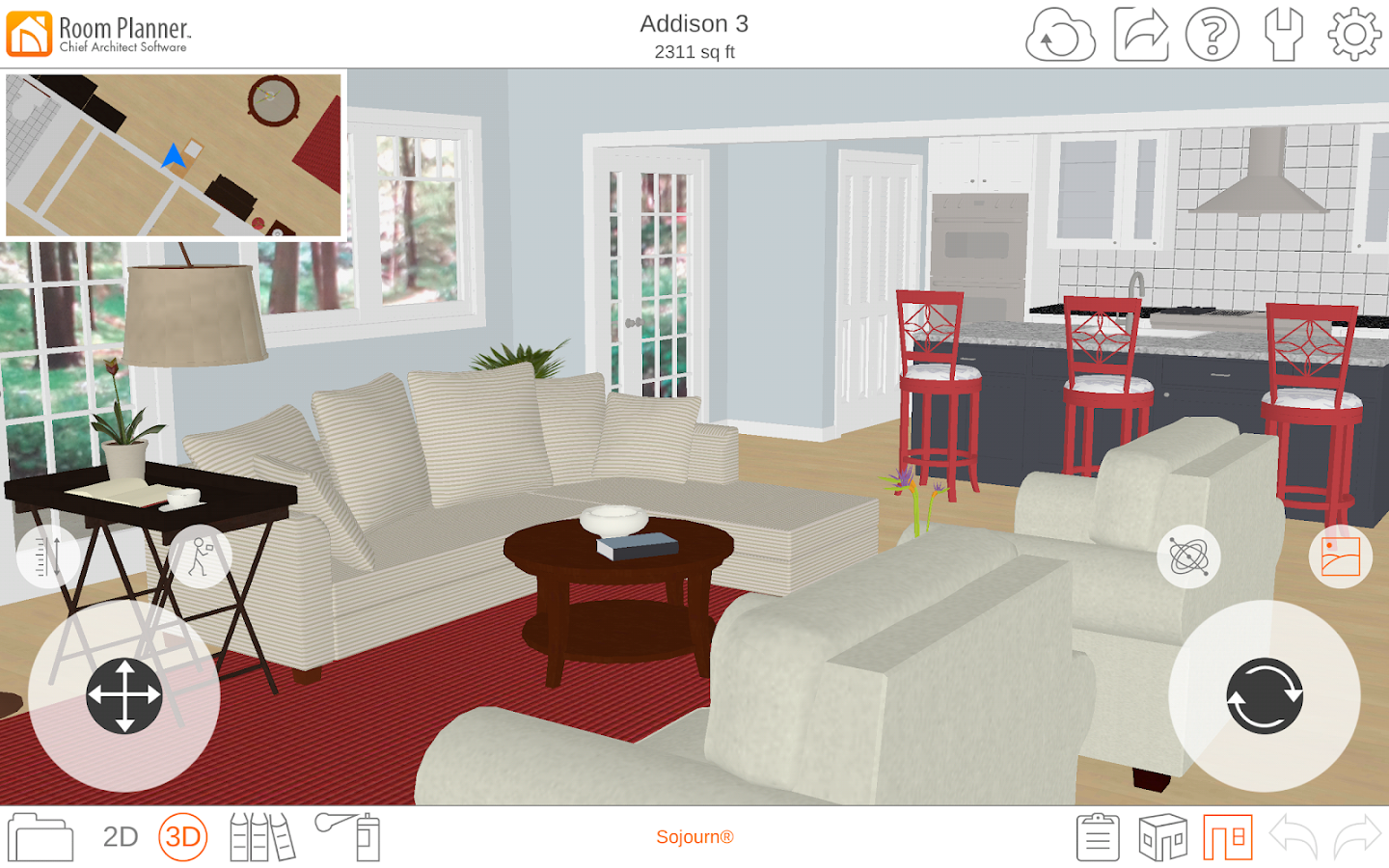 room planner le home design screenshot