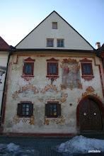 Photo: Bardejow - kamienica malowana przy rynku