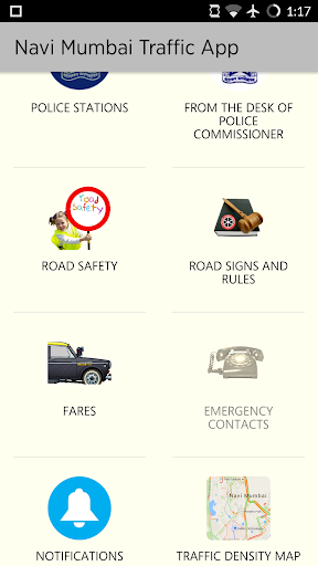 Navi Mumbai Traffic App