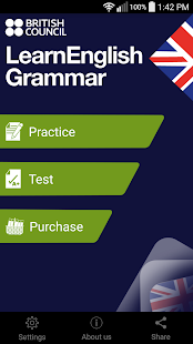 LearnEnglish Grammar (UK ed.)- screenshot thumbnail