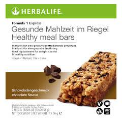 Formula 1 Healthy Meal Bar
