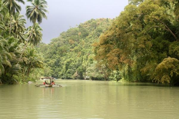 Long river cruise di guinness