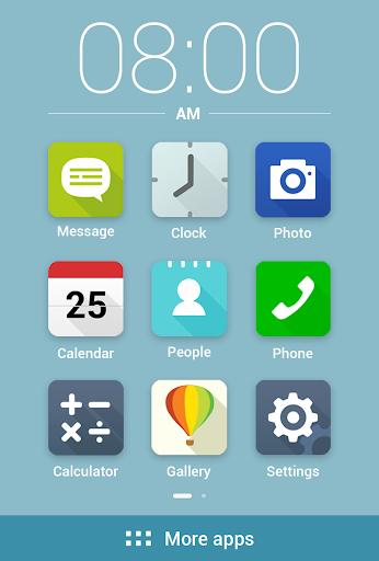 ASUS Easy Mode (ZenFone & Pad) screenshot 8