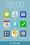 screenshot of ASUS Easy Mode (ZenFone & Pad)