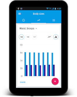 Body Measurement Tracker- screenshot thumbnail
