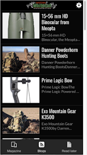 Western Whitetail Magazine - náhled