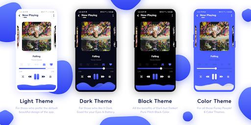 Nyx Music Player screenshot 4