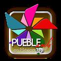 Puebleando en 3D Zacatecas icon