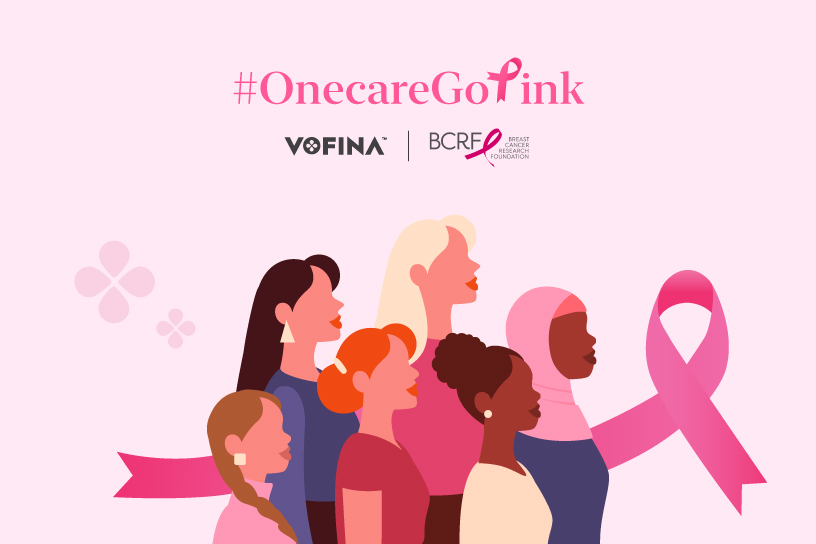 Stronger Together With #OnecareGoPink