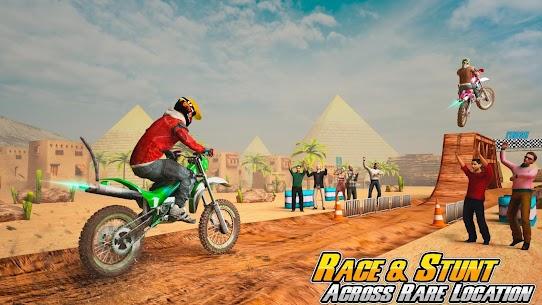 Bike Stunt 2 New Motorcycle Game MOD (Unlimited Money) 1
