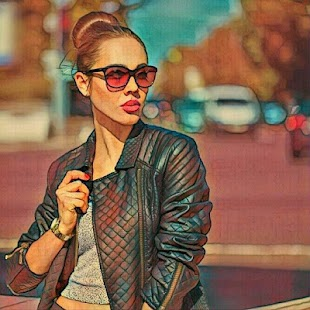Cartoon Art Effect HD Photo Editor (Awesome Art ) - náhled
