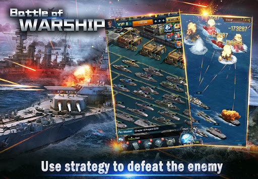 Battle of Warship: Battleship Naval Warfare 1.0.4 screenshots 5