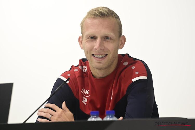 """L'Antwerp a hâte de croiser le fer avec Tottenham : """"Nous jouons pour gagner, mais nous savons à qui nous avons affaire"""""""