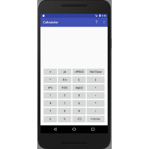 Calculator App ‒ Applications sur Google Play