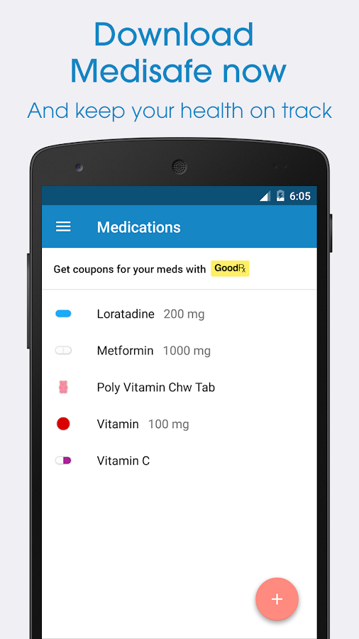 Medisafe Meds & Pill Reminder- screenshot