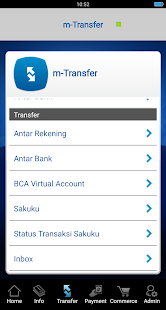 App BCA mobile APK for Windows Phone