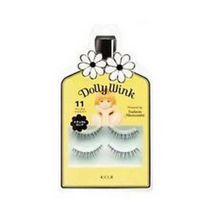 Koji Dolly Wink Japan False Eyelashes - #03 Feminine Style by Supermodels Secrets