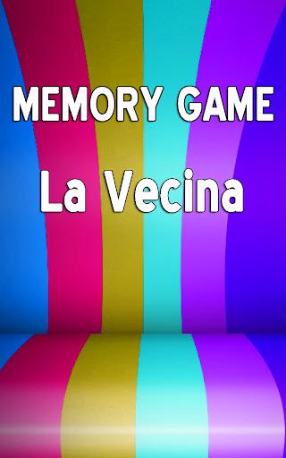 La Vecina - Memory Games