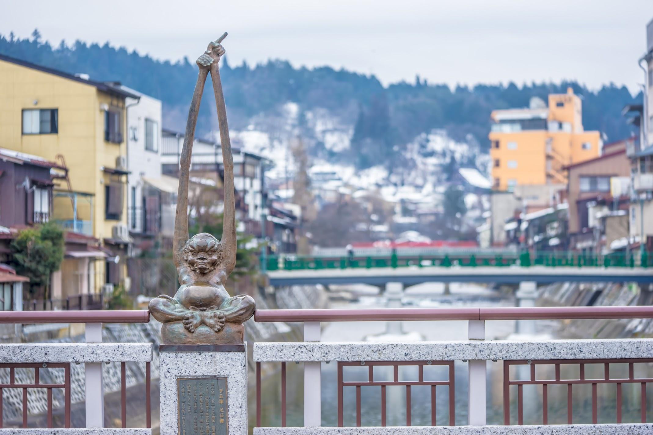 Takayama Kajibashi bridge