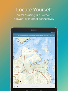 App Avenza Maps - Offline Mapping APK for Windows Phone