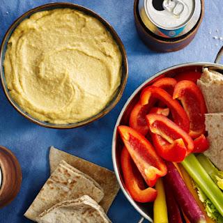 IPA Chili Hummus