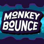 Monkey Bounce - High Jumping Monkey Icon