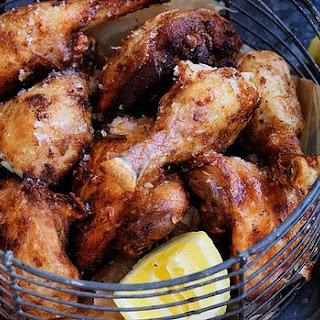 Spice Marinated Fried Chicken