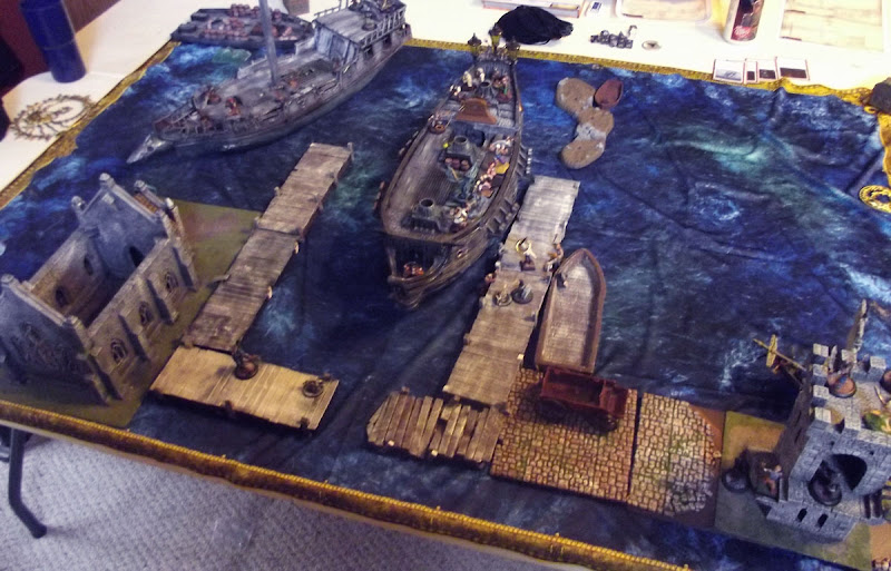 Photo: Pirates RPG: Curse of Small Hope Bay